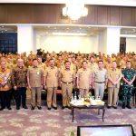 350 Camat Perbatasan Hadir di Jakarta