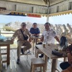 Gelombang Tinggi Hambat Tim BNPP ke Pulau Serasan